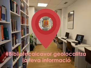 Coneixes els recursos de la biblioteca per treballar des de casa?